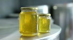 Honey Stock Footage