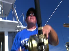 Sportfishing Stock Footage