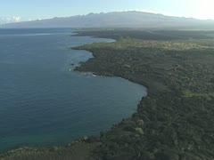 Kohala Coastline Stock Footage