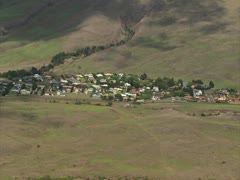 Waimea Town Neighborhood Stock Footage