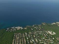 Kona Coastline Stock Footage