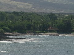Mauna Lani Resort Stock Footage