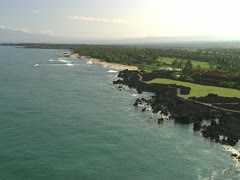 Hualalai Resort Stock Footage