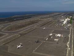 Keahole-Kona International Airport Stock Footage