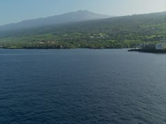 Keauhou Bay Stock Footage