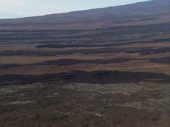 Mauna Loa Slope Stock Footage