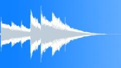 Notification ukulele slow ding Sound Effect
