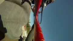 Stock Footage: POV BMX PARK Riding 4 Stock Footage