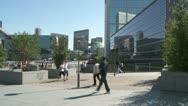 Stock Video Footage of Paris, CBD, La Defense