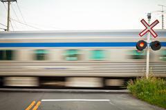 Passing trains Kuvituskuvat