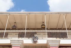 1829 hotel in charlotte amalie st thomas Stock Photos