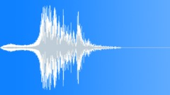 Swoosh with hit 4 - sound effect
