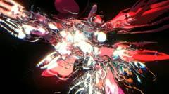 VJ-Set-Color-Explosion-Loop 1 Stock Footage
