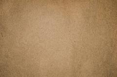 brown textured blank paper background - stock photo
