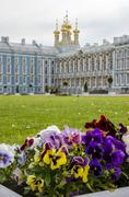Russia - Catherine Palace - stock photo