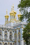 Russia - Catherine Palace Stock Photos