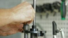 Spare Parts Repair - stock footage