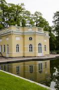 The Catherine Palace - Garden Stock Photos