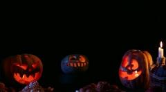 Magic Halloween Stock Footage