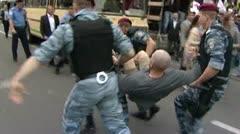 Arrest, Stock Footage