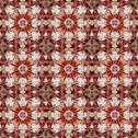 Vibrant ornamental pattern Stock Illustration