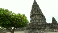 Stock Video Footage of Prambanan temple