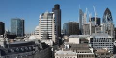 Stock Photo of city of london