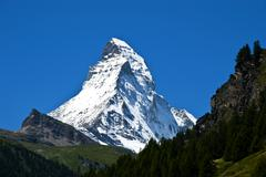 Matterhorn Stock Photos