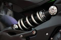 Shock Absorber - stock photo