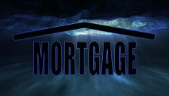 Underwater Mortgage Stock Footage