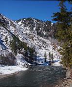 Skykomish River Stock Photos