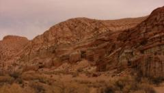 Red Rock Canyon 22 California - stock footage