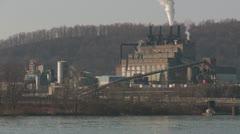 Nova Chemicals Plant 2 Stock Footage