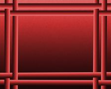 awesome abstract red background - stock illustration