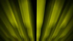 Green blur rays Stock Footage