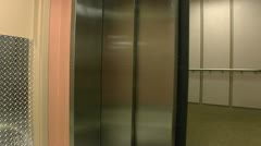 Hospital Elevator Time Lapse - stock footage