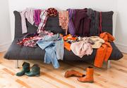 What to wear? Stock Photos