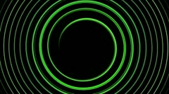 Colorful hypnotic motion backgrounds, circular loops, HD 1080p - stock footage
