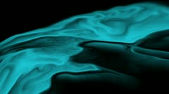 Abstract energy, futuristic waves digital background, HD 1080p. Stock Footage