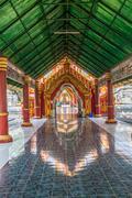 Kuthodaw pagoda Stock Photos