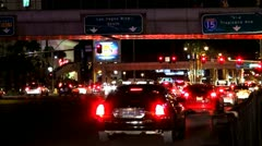 Las Vegas 2 125 Stock Footage