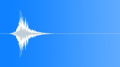 Stock Sound Effects of Vibrato Whoosh 7