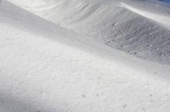 Blown snow Stock Photos
