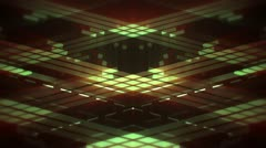 The Grid Green Stock Footage