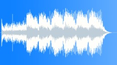 Floating acoustic guitar pattern with ghost-like vocals Stock Music
