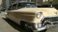 Cadillac Stock Footage