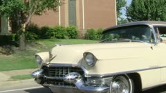 Cadillac Stock Footage