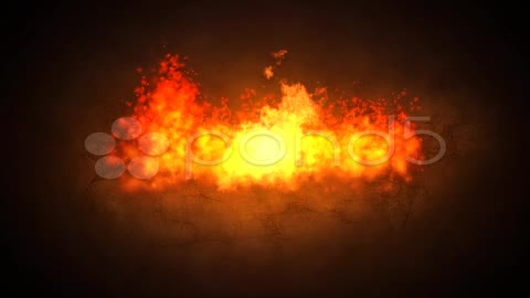 After Effects Project - Pond5 The Fire Reveal 22340083