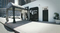 Cotton Club in Harlem New York City. - stock footage