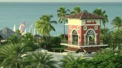 Antigua Sandals Resort - stock footage